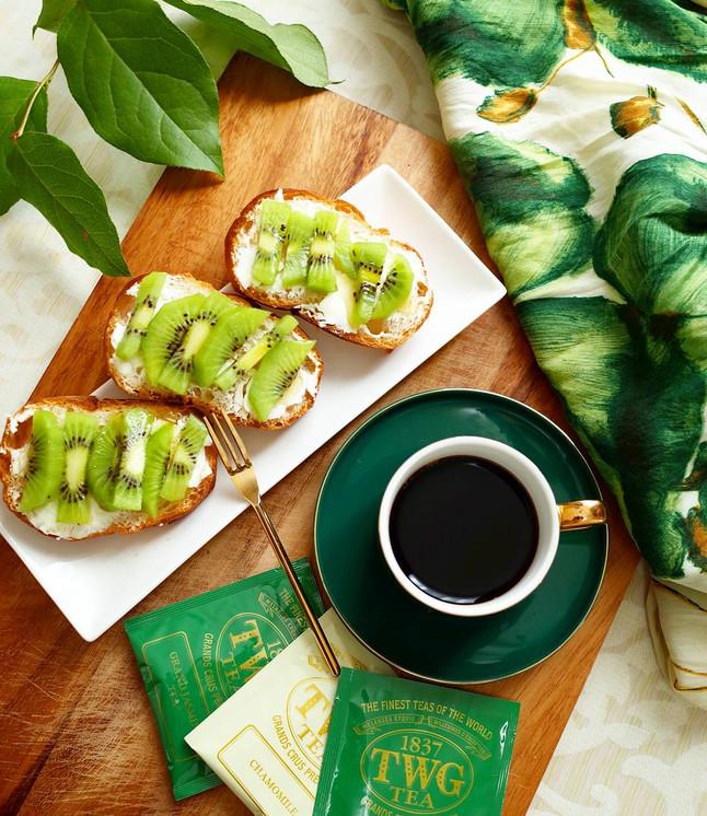 【EAT×ART】グリーンで始まる朝