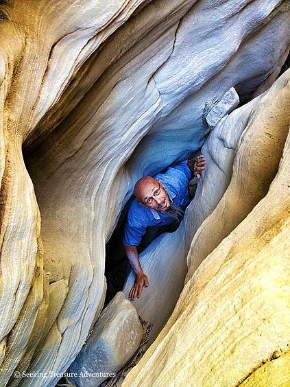Yermo-Slot Canyon