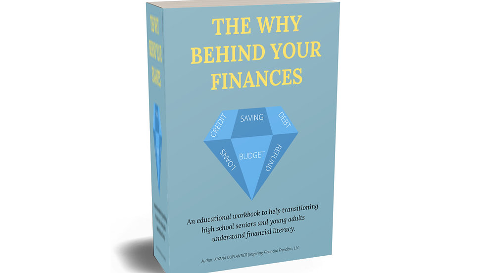 The Why Behind Your Finances