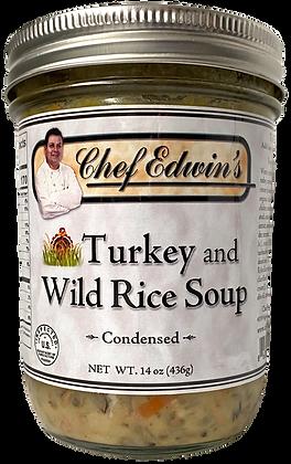 Turkey & Wild Rice