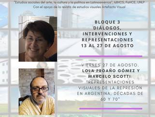 Representaciones visuales de la represión en Argentina, décadas de 60 y 70 (VIDEO)