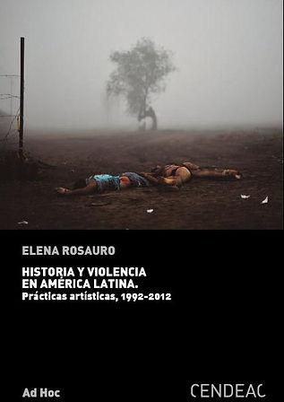 portada de libro, Elena Rosauro, Fernando Brito, fotografía de cadáver