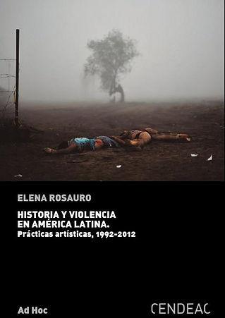portada de libro, Elena Rosauro, Fernando Brito, fotografía de un cadáver