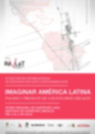 cartel, mapa de América