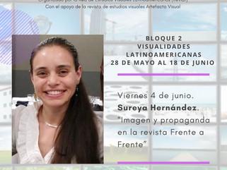 Imagen y propaganda en la revista Frente a Frente (VIDEO)