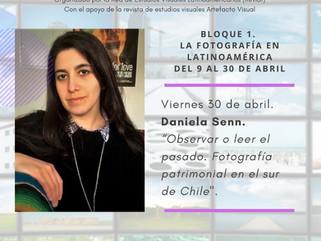 Observar o leer el pasado. Fotografía patrimonial en el sur de Chile (VIDEO)