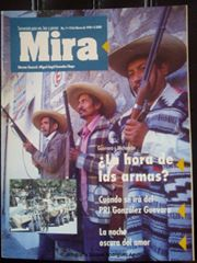 REVISTA MIRA. SEMINARIO PARA VER, LEER Y PENSAR