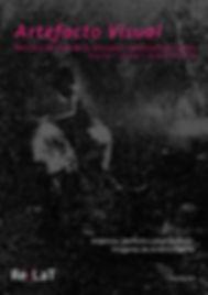 portada de revista, niño huyendo, serigrafía con ceniza