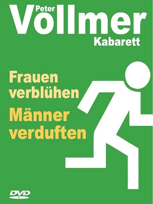 """Live-DVD """"Frauen verblühen, Männer verduften"""""""
