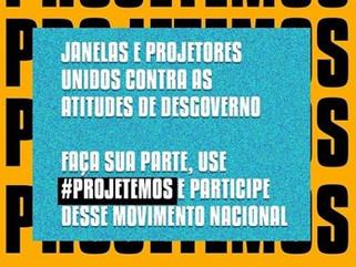 PROTESTAR, RESISTIR E ILUMINAR CON DEMANDAS EL ESPACIO PÚBLICO