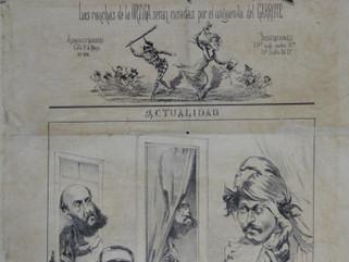 LA PRENSA SATÍRICA DEL SIGLO XIX EN EL CONO SUR. ALGUNAS REFLEXIONES PARA PENSAR EL GÉNERO DE MANERA