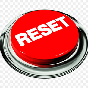 It's Time To Reset