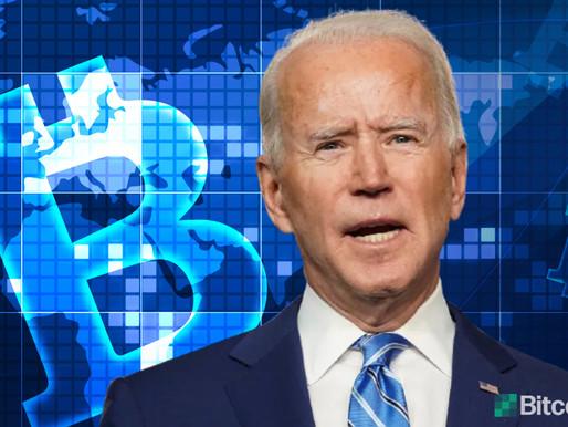 Bitcoin, Biden'ın vergi açıklamasıyla çakıldı
