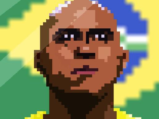 World Cup 2002 - Brazil -LB Roberto Carlos