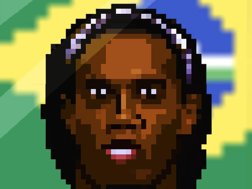 World Cup 2002 - Brazil-AMC Ronaldinho