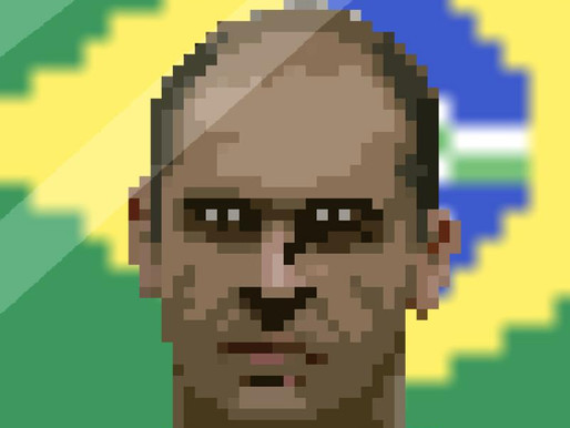 World Cup 2002 - Brazil -GK Marcos