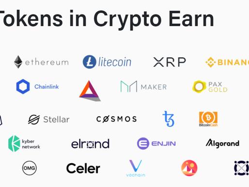 Crypto.com Günlük Faiz Oranları