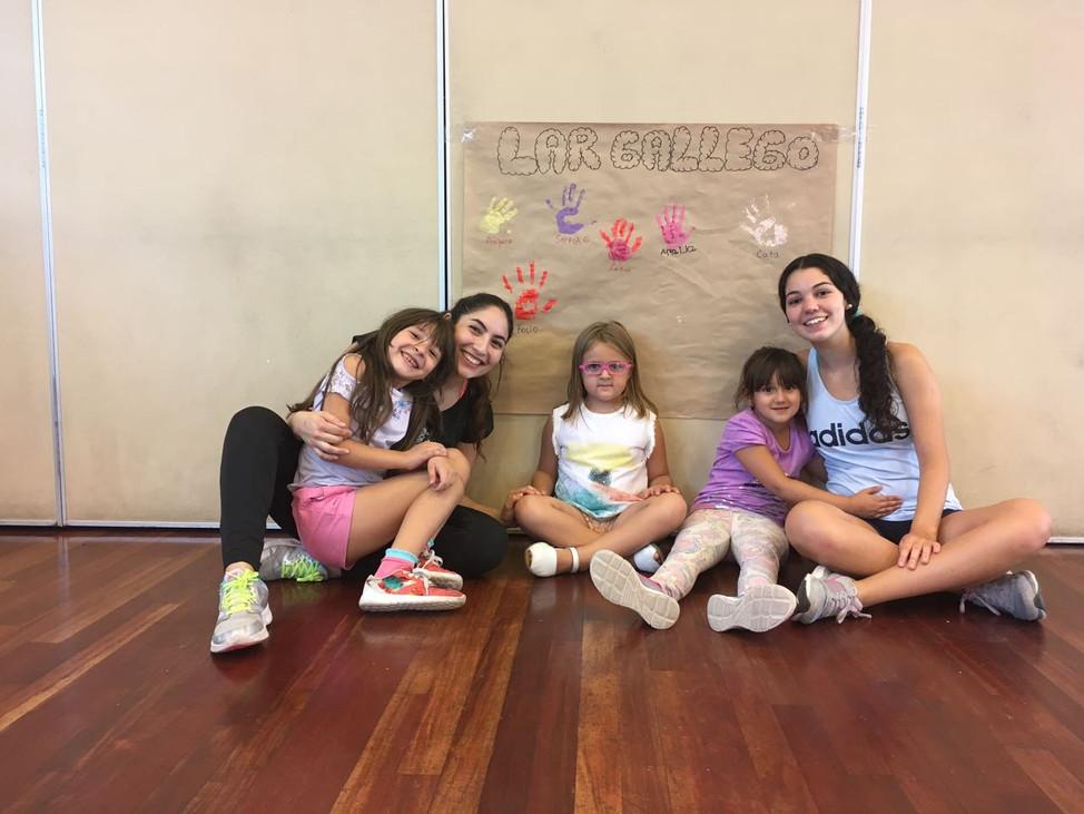 Grupo de Danza Infantil