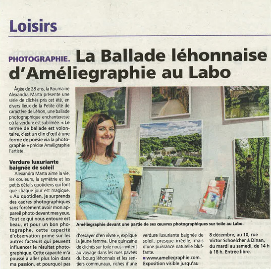 Article_Le_Petit_Bleu_-_Ballade_Léhonnai