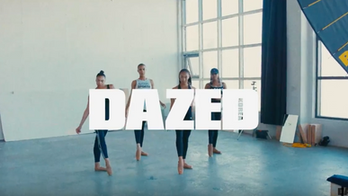 Dazed x Le Coq Sportif 'HIPLET'