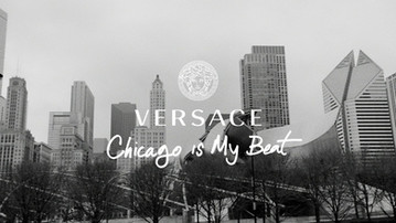Versace - Chicago is My Beat FW16 advertising campaign video