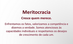 MERITOCRACIA
