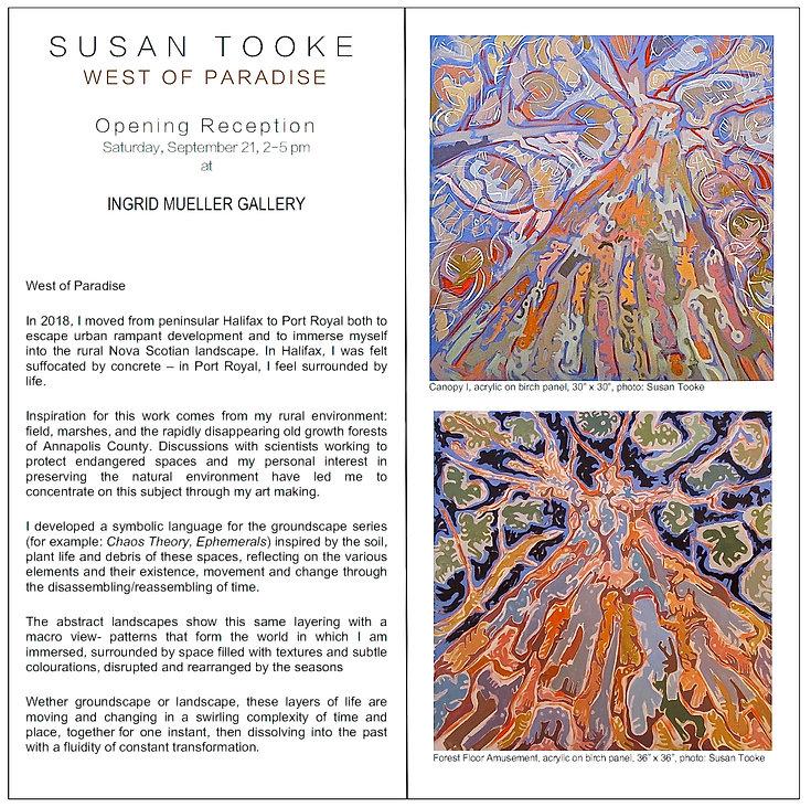 IM SA Invite Susan Tooke inside for emai