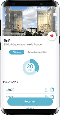 Application mobile BNF
