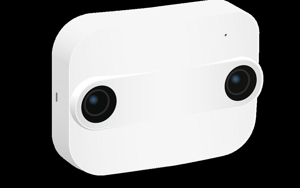 Caméra vidéo 3D
