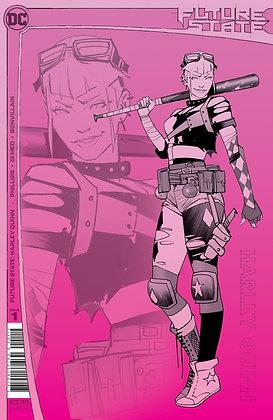 Future State: Harley Quinn #1 (2nd Print)
