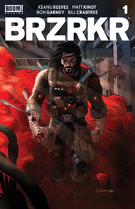 Brzrkr (Berzerker) #1 Cover A