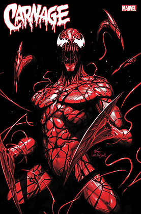 Carnage: Black, White, and Blood #1 (Of 4) Lee Variant