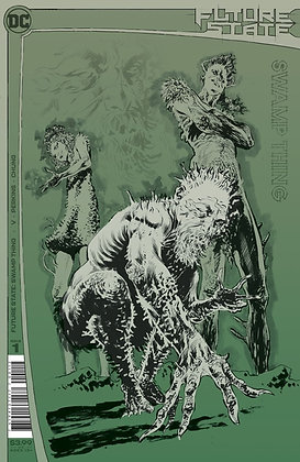 Future State: Swamp Thing #1 (2nd Print)