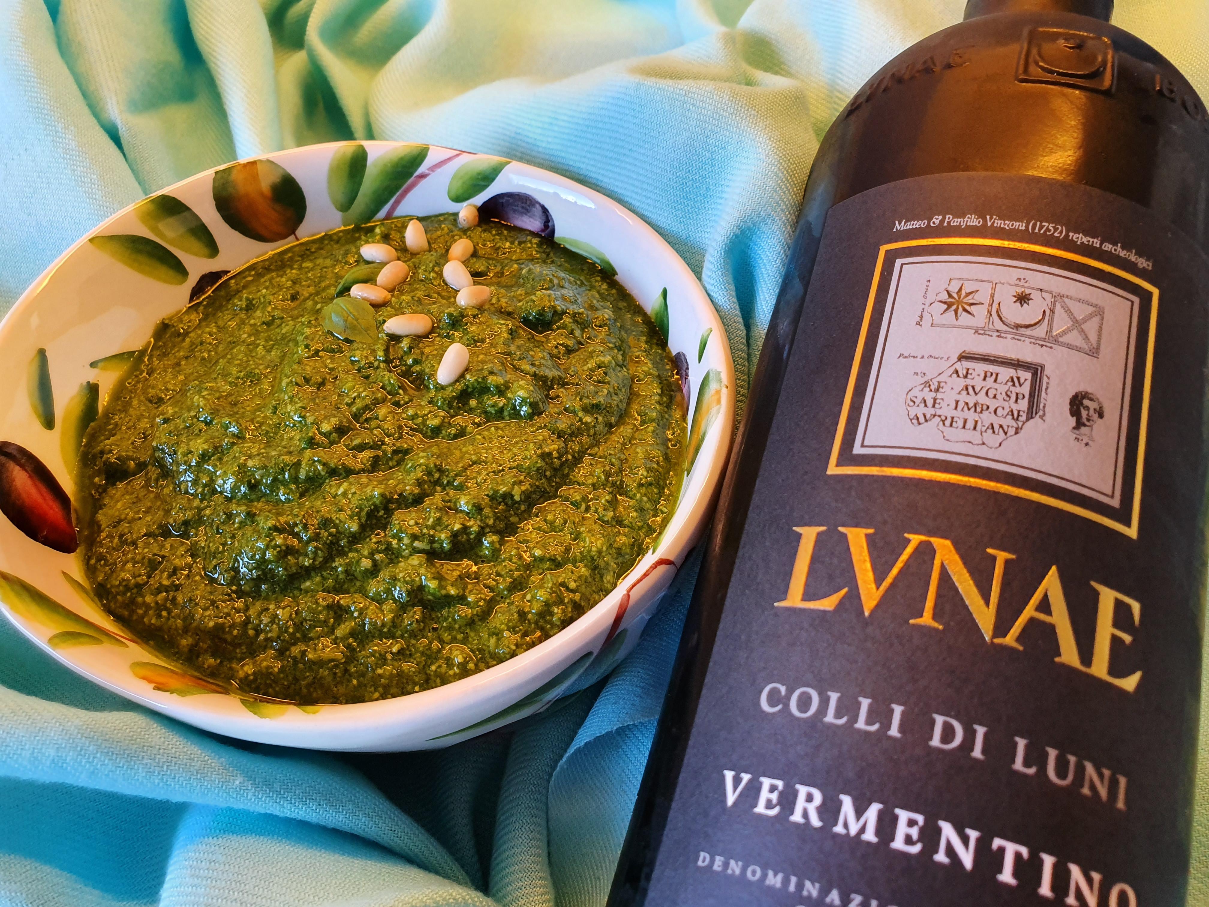 Pesto og Etichetta Nera
