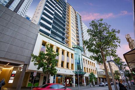 M13/811 Hay Street, Perth