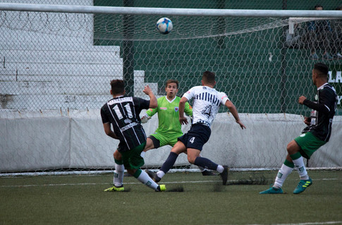 Excursionistas versus Sportivo Barracas