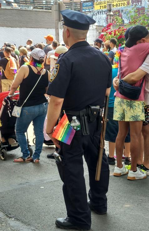 Marcha del Orgullo NY- 2019