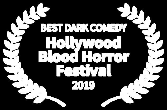 BEST DARK COMEDY - Hollywood Blood Horro