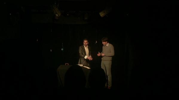 spectacle de magicien à paris