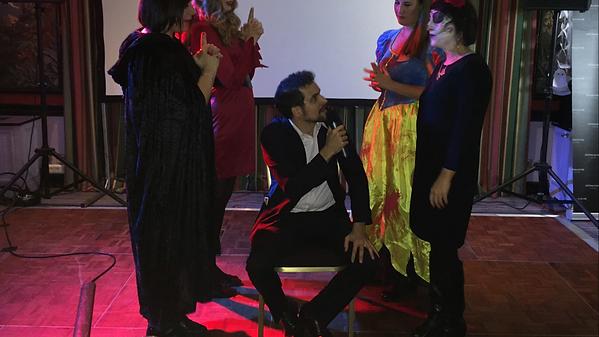 magicien pour anniversaire adultes et entreprises thomas rembault paris