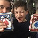 apprentissage de la magie pour enfant