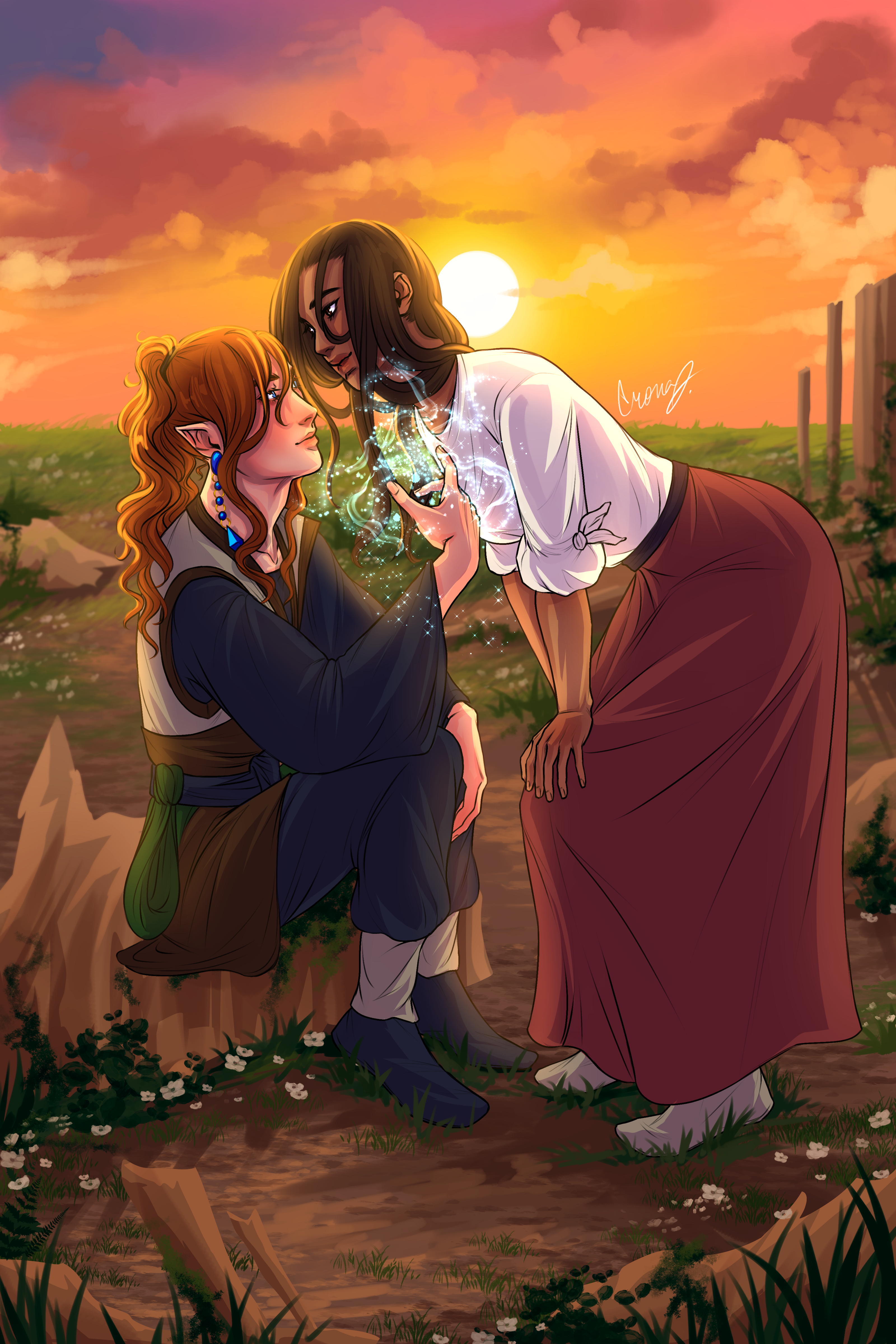 Valentine fantasy 2021