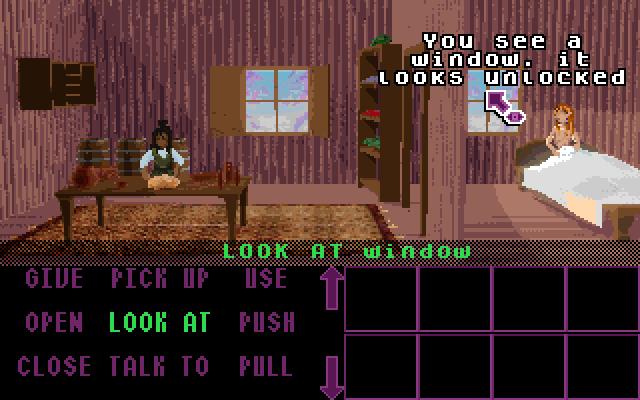 WotP Adventure Game