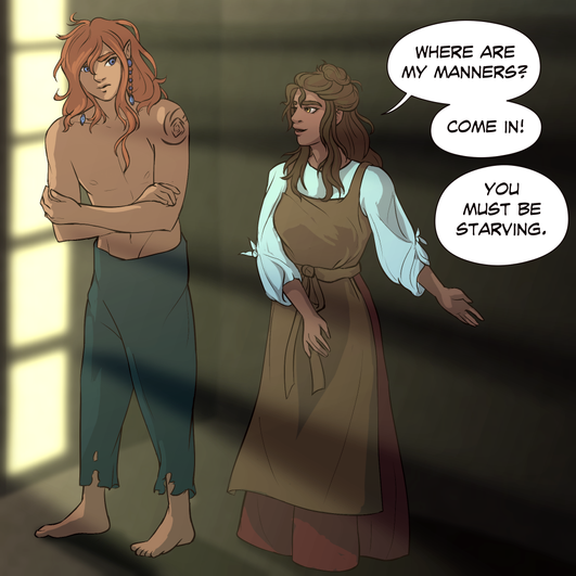 Ch1: Page 24 - Panel 2 redraw