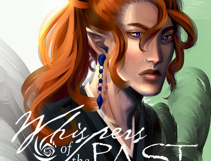 Whispers of the Past is now live!