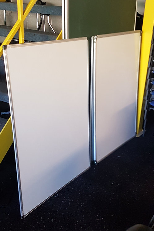 Office Whiteboards / Office Drywipe Boards 1200mm by 900mm