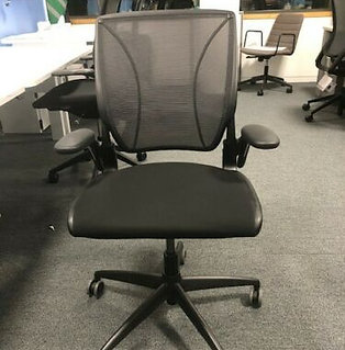 Humanscale Diffrient ergonomic Mesh Back Office Swivel Chairs