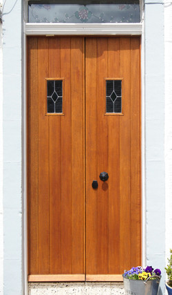 Hardwod Door