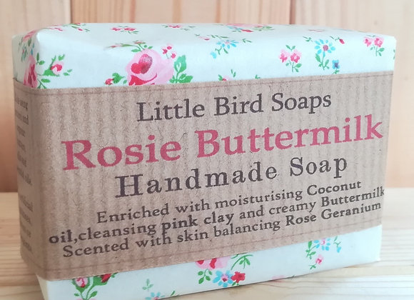 Handmade Soap - Rosie Buttermilk