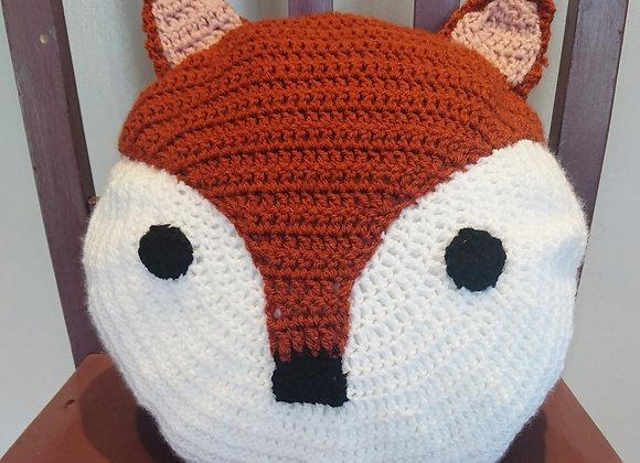Freddie Fox,  Crochet Cushion